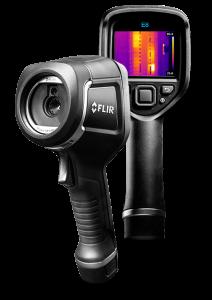 Flir E8 XT- 320×240 Termal Kamera