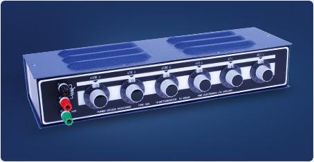 1065 Power Resistance Decade Box