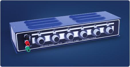 1067 Precision Resistance Decade Box