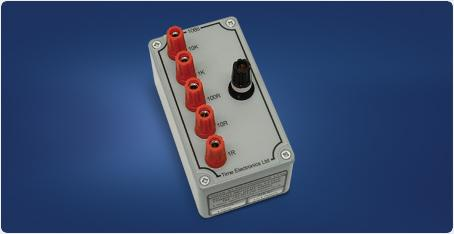 1068 Fixed Resistance Box