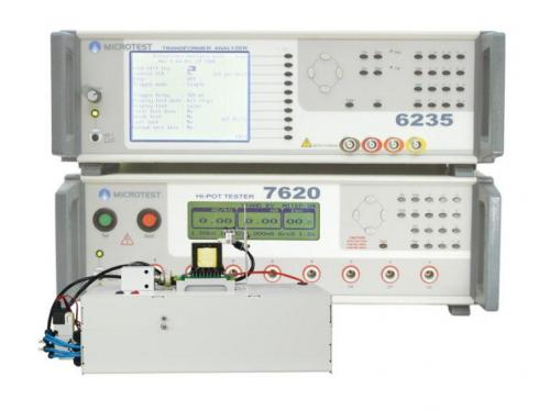 Microtest 6235+7620 2 in 1 Comprehensive Transformer Testing System