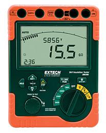 Extech 380396 Yüksek Gerilim İzolasyon Test Cihazı