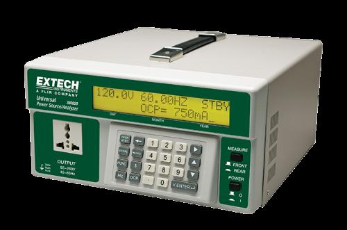 Extech 380820 Güç Kaynağı ve Güç Analizörü