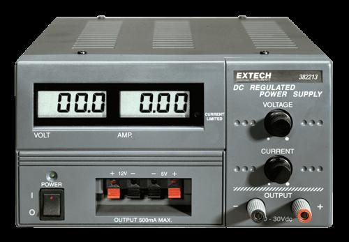 Extech 382213 DC Güç Kaynağı