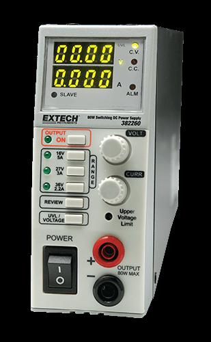 Extech 382260 DC Güç Kaynağı