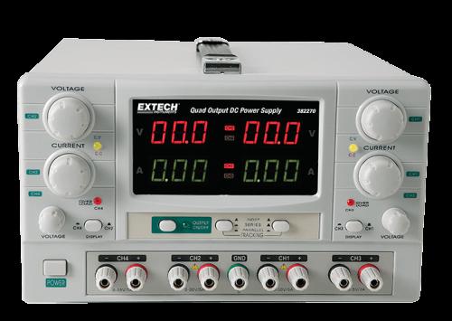 Extech 382270 DC Güç Kaynağı