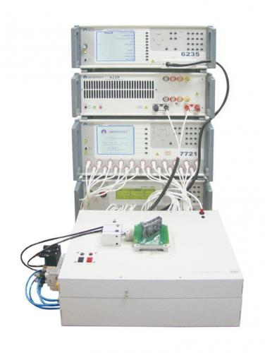 Microtest 6235+6220+7721+6905 4 in 1 Comprehensive Transformer Testing System