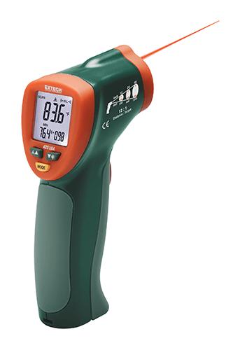 Extech 42510A: Geniş Aralıklı Mini IRTermometre