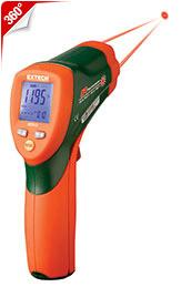 Extech 42512: Çift Lazer Kızılötesi Termometre