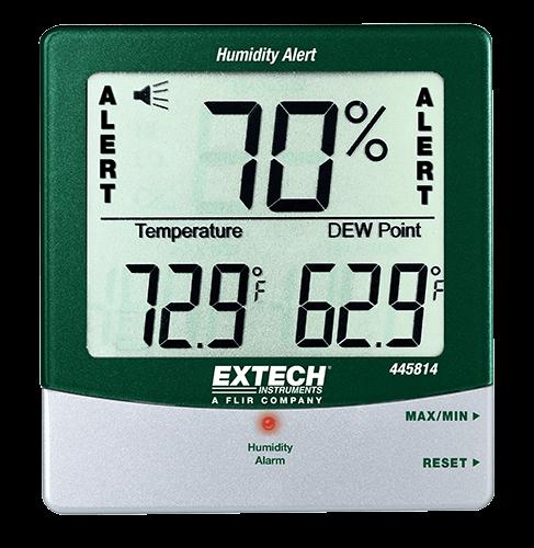 Extech 445814 Termohigrometre
