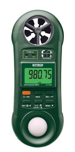 Extech 45170CM: 5-in-1 Çevre Ölçer