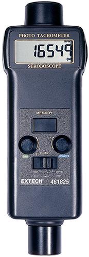 Extech 461825 – Temassız Takometre ve Stroboskop