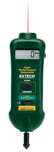 Extech 461995 – Temaslı Temasszı Takometre