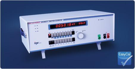 5018 Programmable DC-AC V-I Calibrator