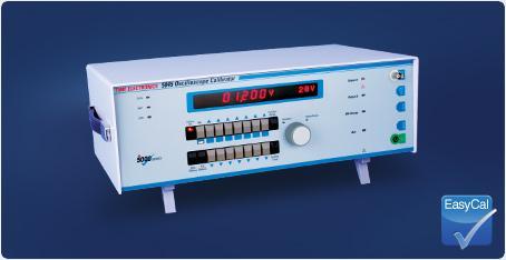 5045 Oscilloscope Calibrator
