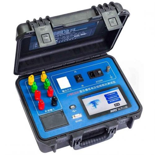 JYW6300 – KRI Trafo Kısa Devre Empedans Test Cihazı