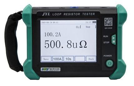 JYL – KRI Portatif Devre Kesici ve Kontak Direnci Test Cihazı