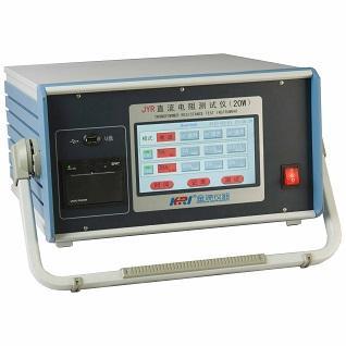 JYR 20W – KRI Yüksek Sıcaklık Sargı Direnci Test Cihazı