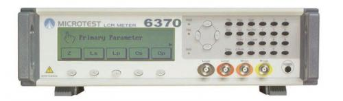Microtest 6370 LCR Meter