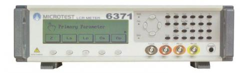 Microtest 6371 LCR Meter