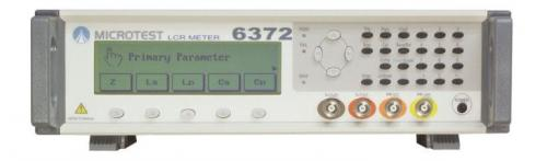 Microtest 6372 LCR Meter