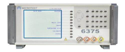 Microtest 6375 LCR Meter