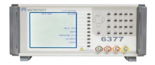 Microtest 6377 Impedance Analyzer