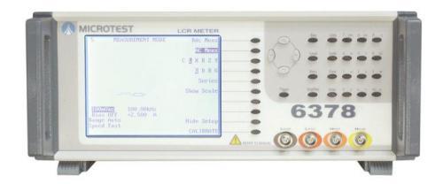 Microtest 6378 Impedance Analyzer