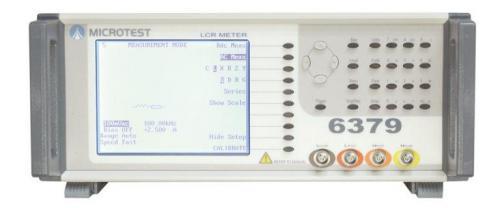 Microtest 6379 Impedance Analyzer