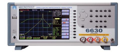 Microtest 6630 Impedance Analyzer