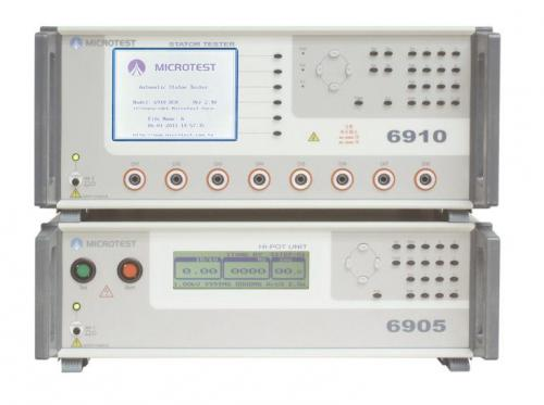 Microtest MT-6910 Motor Stator Testing System