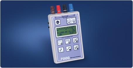 7000 RTD Temperature Calibrator