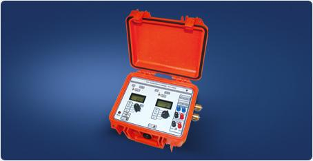 Time Electronics 7015 Dual Channel Pressure Calibrator