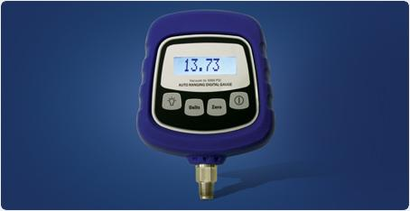 Time Electronics 7078 Auto-Ranging DigitalPressure Gauge