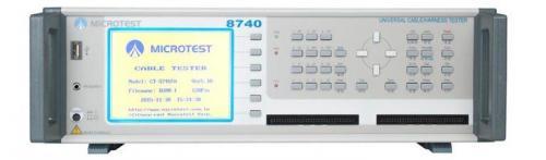Microtest 8740FA/8740NA/8740N