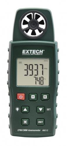 Extech AN510: CMM / CFM Anemometre + Tip K