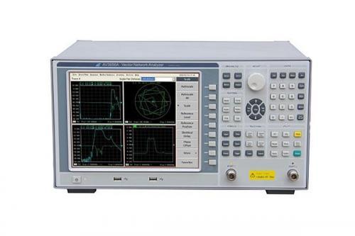 CetC – AV3656 Vektörel Network Analizörü