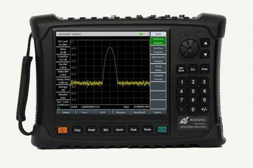 CetC – AV4024 El Tipi Spectrum Analizör