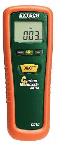 Extech CO10: Karbon Monoksit (CO) Ölçer