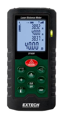 Extech DT40m – Lazerli Mesafe Ölçer