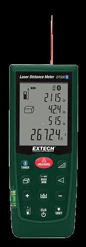 Extech DT500 – Lazerli Mesafe Ölçer