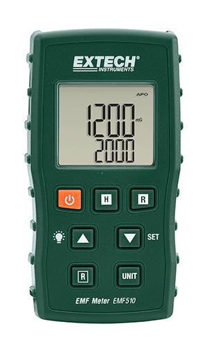 Extech EMF510: EMF / ELF Ölçer