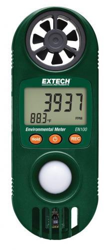Extech EN100: 11-in-1 Çevresel Ölçer