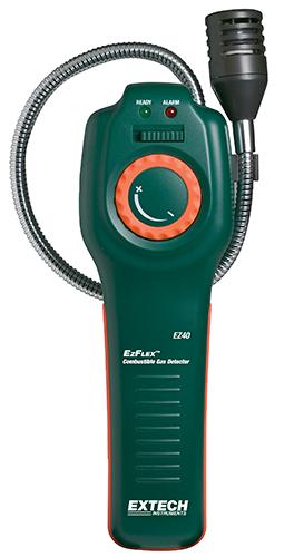 Extech EZ40: EzFlex ™ Yanıcı Gaz Dedektörü