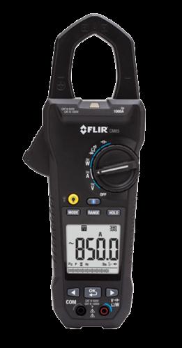 FLIR CM85 – AC/DC 1000A Güç ölçen Pensampermetre