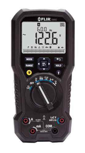 Flir DM90 – TrueRMS Sıcaklık Multimetre