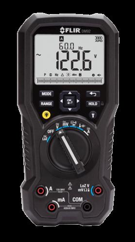 Flir DM91 – TrueRMS Sıcaklık Multimetre