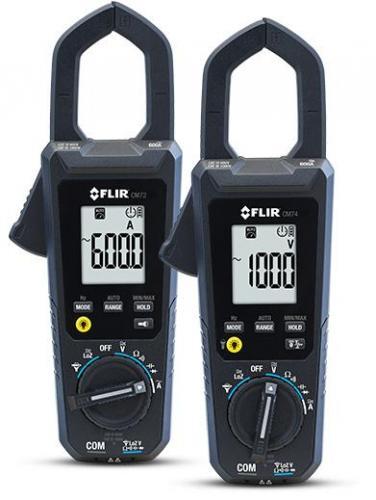 FLIR CM74 – AC/DC 600A Pensampermetre