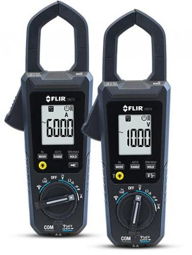 FLIR CM72 – AC 600A Pensampermetre