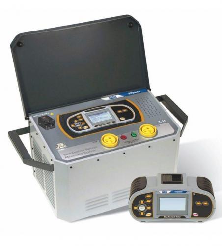 HT-Italia HT2055 – Şalt Sahası Topraklama /Adım Gerilimi ve Dokunma Gerilimi Test Cihazı